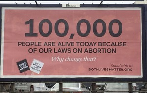 Anti-abortion billboard complaints dismissed by regulator