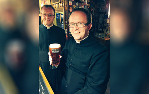 Trainee priests turned away from pub after bouncer thought they were a stag party