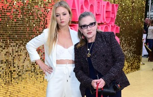 Billie Lourd reveals details of her last conversation with Carrie Fisher
