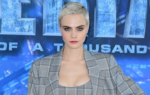 "Cara Delevingne describes ""intense and difficult"" cancer role"