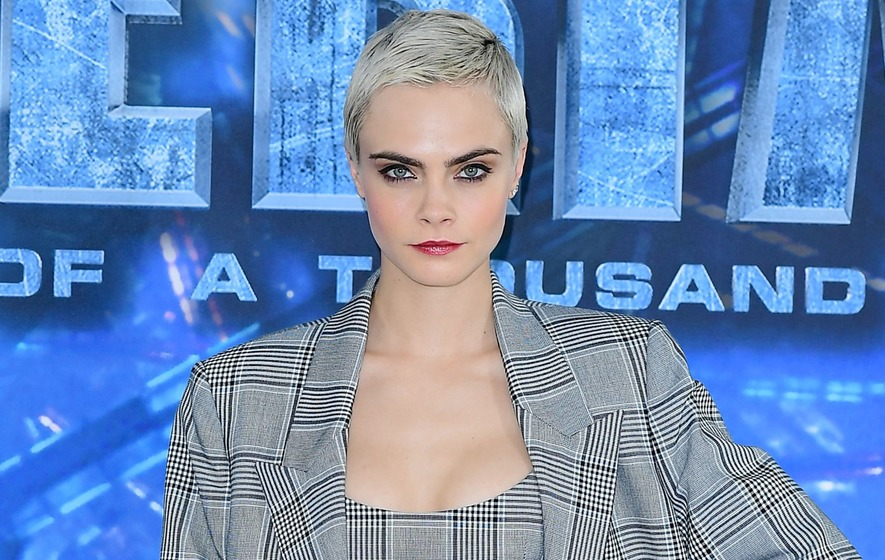 """Cara Delevingne describes """"intense and difficult"""" cancer role"""