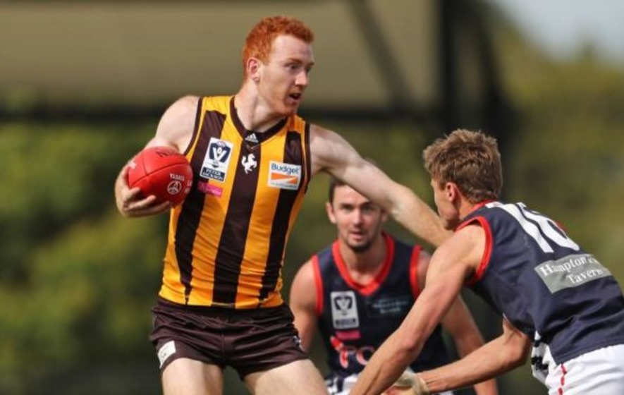 Massive news about Derry man Conor Glass's AFL future with Hawthorn