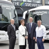 Hannon Coach to create 40 jobs with new Odyssey partnership