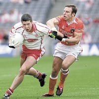 2002 influence obvious on current Armagh crop says Tyrone's Sean Cavanagh