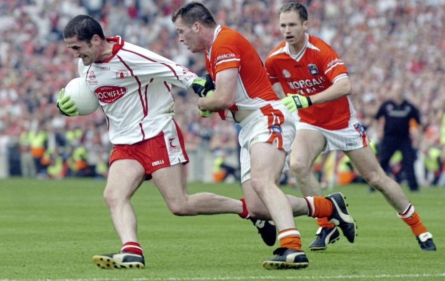 Armagh v Tyrone: Don't mention the war