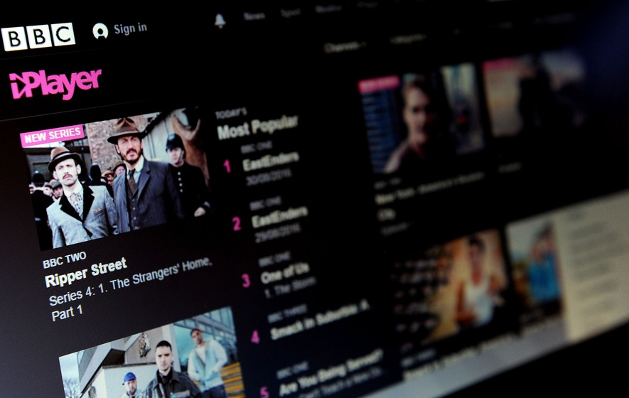 Microsoft and the BBC have been experimenting with a voice-controlled iPlayer