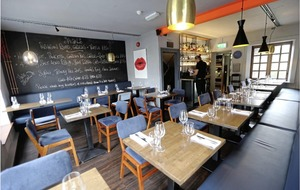 Eating Out: The problem with Noble is you might suffer an attack of order envy