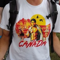 This T-shirt of a topless Justin Trudeau has everyone asking: is this how the world sees Canada?