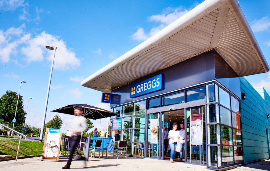 Coming to a car near you: Greggs announces new UK drive-thru shops
