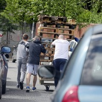 Belfast councillors approve removal of bonfire materials