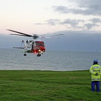 Children rescued by local man after being swept out to sea in Ballycastle