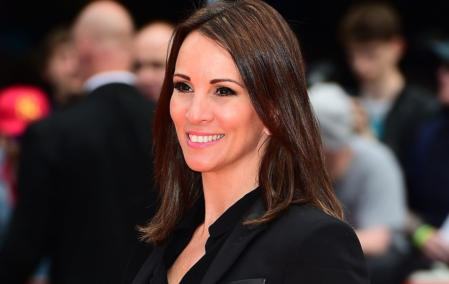 Andrea McLean announces engagement to Nick Feeney