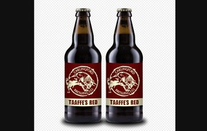 Craft Beer: Carlingford Brewing Company rolls out the barrel with aged version of Taffe's Red