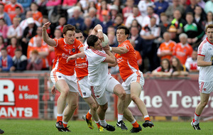 Cavanagh enjoying build-up to meeting with Armagh friends and foes