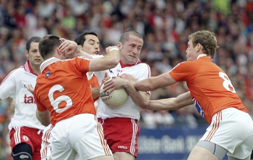 Tyrone rout Armagh to ease into semi-finals