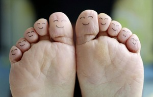 Feet getting you down? Here are some tips for tackling fungal nail infections