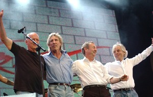 Another Brick In The Wall named Pink Floyd's most played song