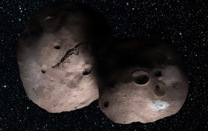 This weird-shaped object one billion miles beyond Pluto is Nasa's next target