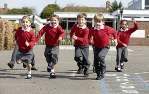 Support and preparation key for children's first steps into primary school