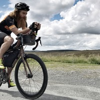 How a flowerpot is helping Sean Conway challenge the speed record for cycling across Europe