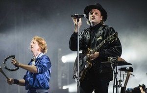 Arcade Fire shoot to the top of the charts with fifth album Everything Now