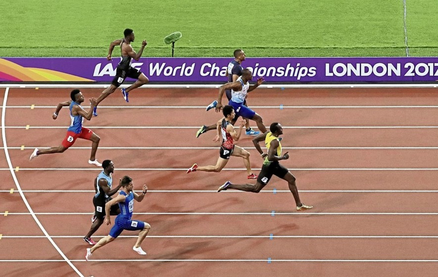LONDON 2017: Bolt rues failure to 'really deliver' for London crowd