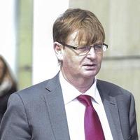 Willie Frazer still plans Dublin protest despite minister's commitment to meet Kingsmill families