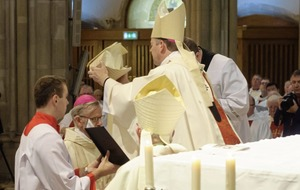 New Bishop of Raphoe: Jesuit priest Alan McGuckian ordained in Co Donegal