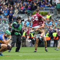 Joe Canning injury-time point gives Galway thrilling win over Tipperary