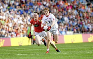 Peter Harte makes it a 'Messi' day for Armagh at Croke Park