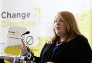 Alliance Party leader Naomi Long is raising awareness of a gynae condition that was the blight of her life