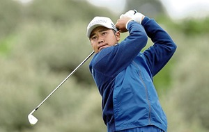 Hideki Matsuyama storms to Akron victory as Rory McIlroy falters