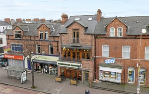 Home of Starbucks on Botanic Avenue sells well in excess of £695,000 asking price