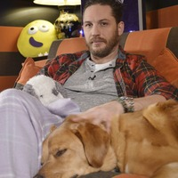 Tom Hardy's final CBeebies bedtime story will be a tribute to his dog Woody