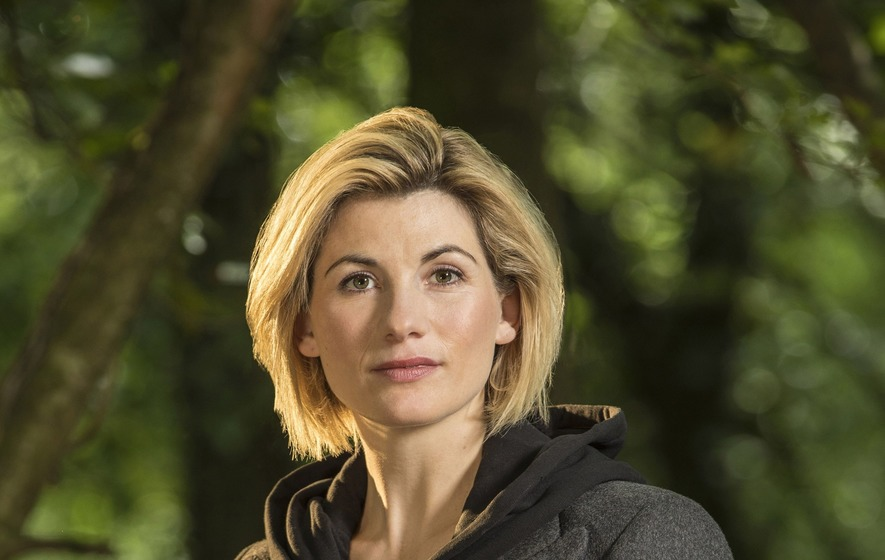 Jodie overwhelmed after Doctor Who casting