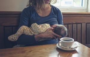 Leona O'Neill: Glad to see we're taking steps towards normalising breastfeeding