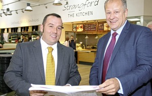 £2.5 million SSP investment to create 70 new jobs at Belfast International Airport