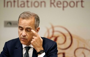 Bank of England holds fire...for now