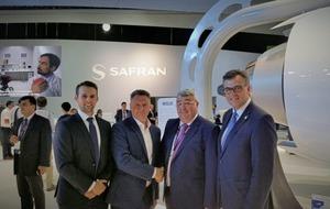 Aerospace firm JW Kane flying high after Safran nacelles deal