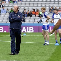 Deviating from the plan a sign O'Rourke's time with Monaghan is up