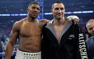 Trainer Rob McCracken brought Anthony Joshua back to earth after Wembley win