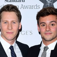 Tom Daley and Dustin Lance Black share honeymoon pictures