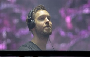 Calvin Harris is already on his way to knocking Despacito off number one throne