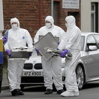 Man (45) still held by police over death of `twin' in Lurgan