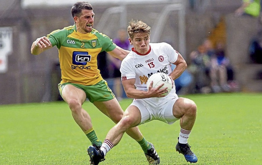 Intensity In Tyrone Squad Is Quot Crazy Quot Says Killyclogher S
