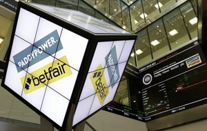 Paddy Power Betfair sees sales rise despite 'adverse sports results'