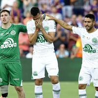 Barcelona's friendly against Chapecoense was an incredibly emotional occasion