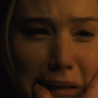 Jennifer Lawrence sees blood on the walls in first Mother! trailer