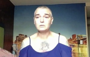 Irish singer Sinead O'Connor releases emotional video from US Travelodge revealing battle with suicidal thoughts and loneliness