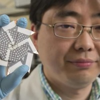 This paper battery works on spit and could provide an eco-friendly option for the future